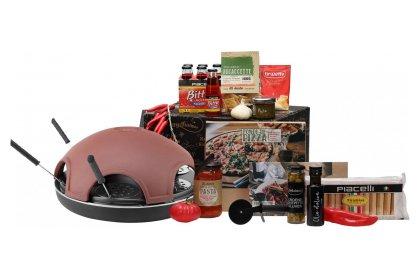 Kerstpakket Pizzarette XXXL
