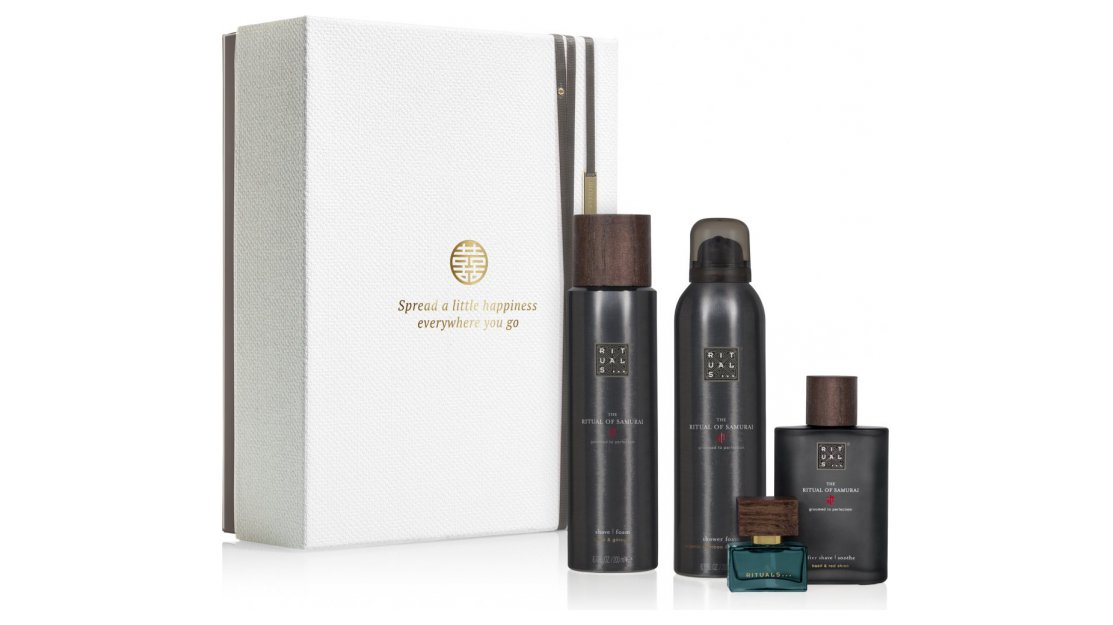 Kerstpakket: Rituals Samurai - Invigorating Collection