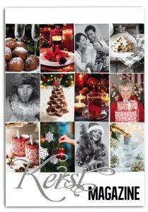 Glossy Kerstmagazine