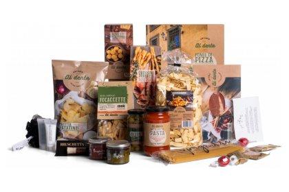 Kerstpakket Bella Italia Basic
