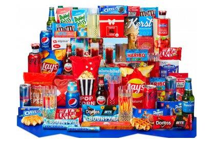 Kerstpakket Foodfun plus