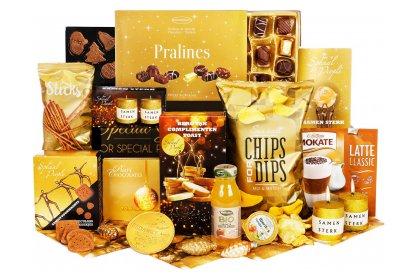 Kerstpakket Goud voor jou