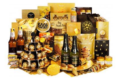 Kerstpakket Gouden complimenten
