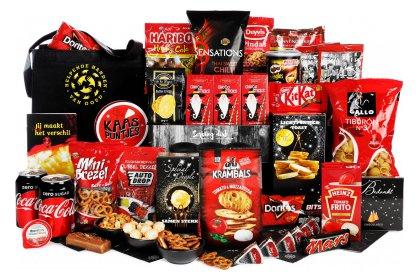 Kerstpakket Groots in merken