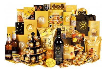 Kerstpakket Handen van goud