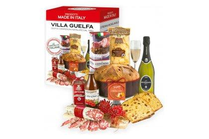 Kerstpakket Italiaanse zonneschijn
