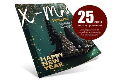 Kerstpakket Kerstcomplimenten 25