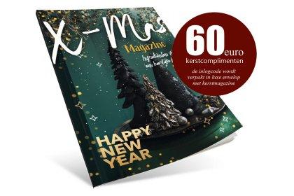 Kerstpakket Kerstcomplimenten 60