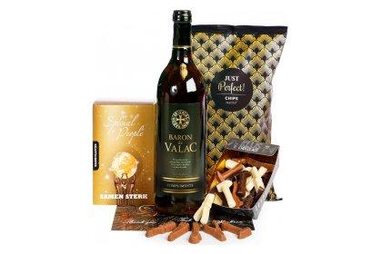 Kerstpakket Klusgereedschap van chocolade