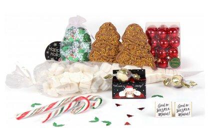 Kerstpakket Mini kerstpakketje