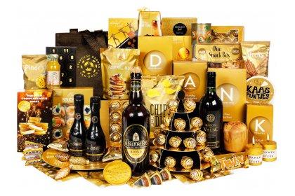 Kerstpakket Onze dank is enorm groot