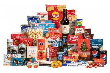 Kerstpakket Op en top merken