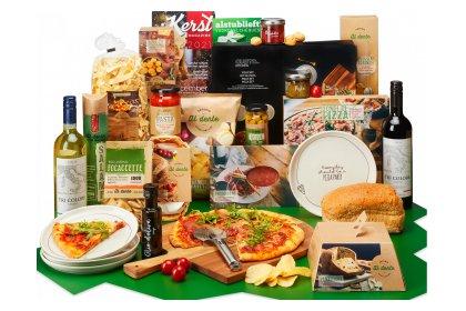 Kerstpakket Pizza masters