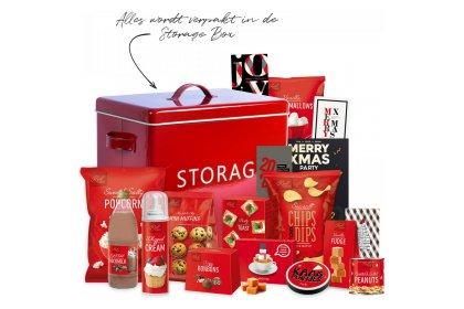 Kerstpakket Storage plezier