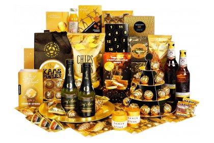 Kerstpakket Top van goud