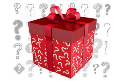Kerstpakket Verrassingspakket van 50 euro