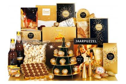 Kerstpakket Voor Gouden kanjers